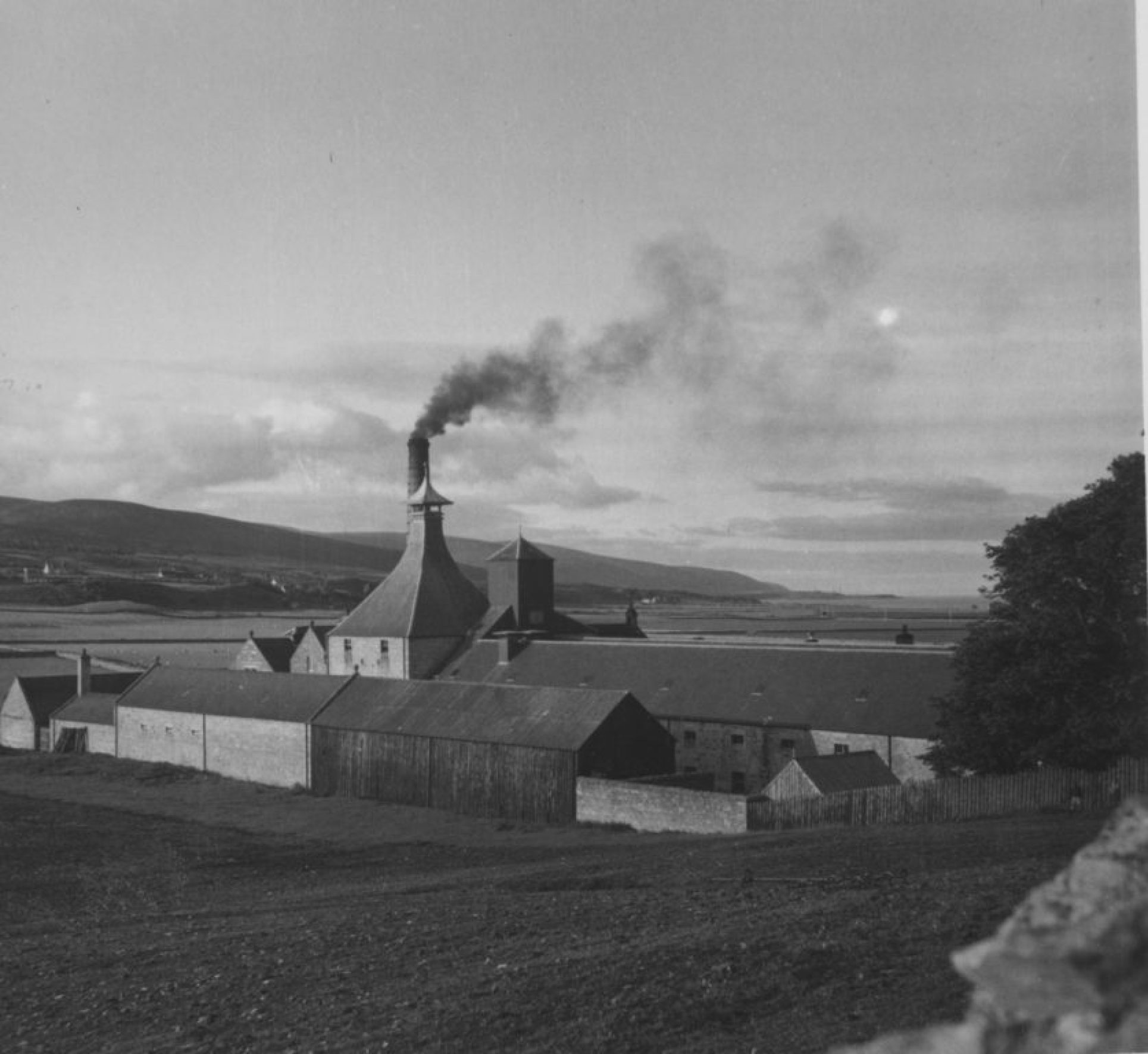 Clynelish/Brora in the 1930s Photo Credit: Diageo