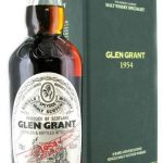 Glen Grant 1954 by Gordon and MacPhail – The Glory of Old Whisky