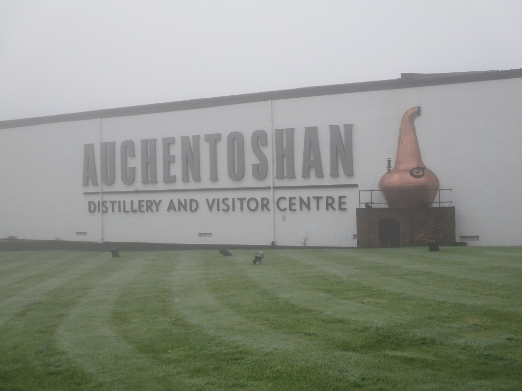 A Typical Day at Auchentoshan © Malt and Oak