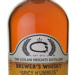 "Golan Heights Distillery, ""Brewer's Whisky Spicy Hummus"" (50%)"