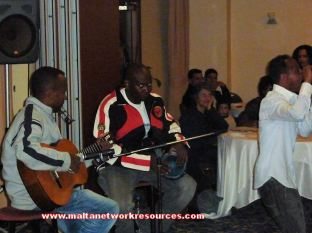 african band