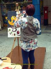 chocolate artist