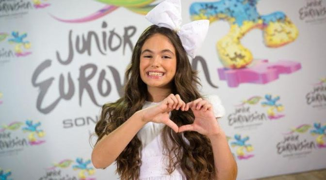 Gaia wins Junior Eurovision Song Contest 2013 for Malta and will NOT be awarded Gieh ir-Repubblika (UPDATE 3)