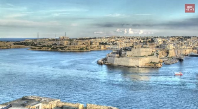 Malta ends up in 8th Position in Eurovision 2013