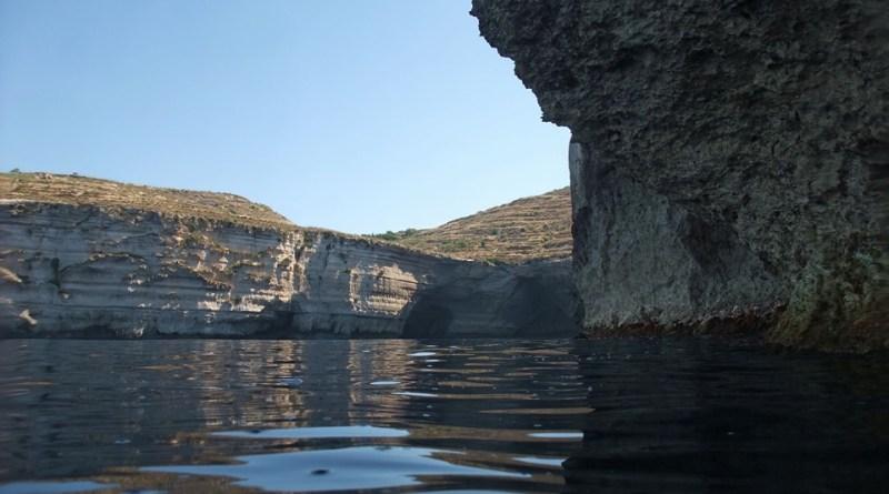 Malta Dive site Ras il Qaws