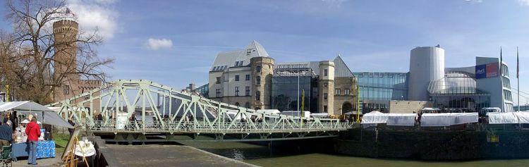 Museo del chocolate. Colonia