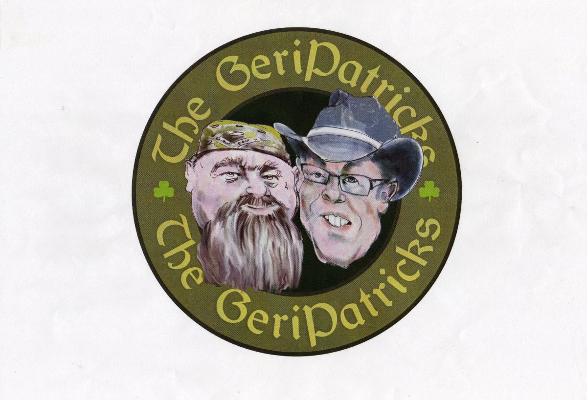 The Geripatricks – on the farm…