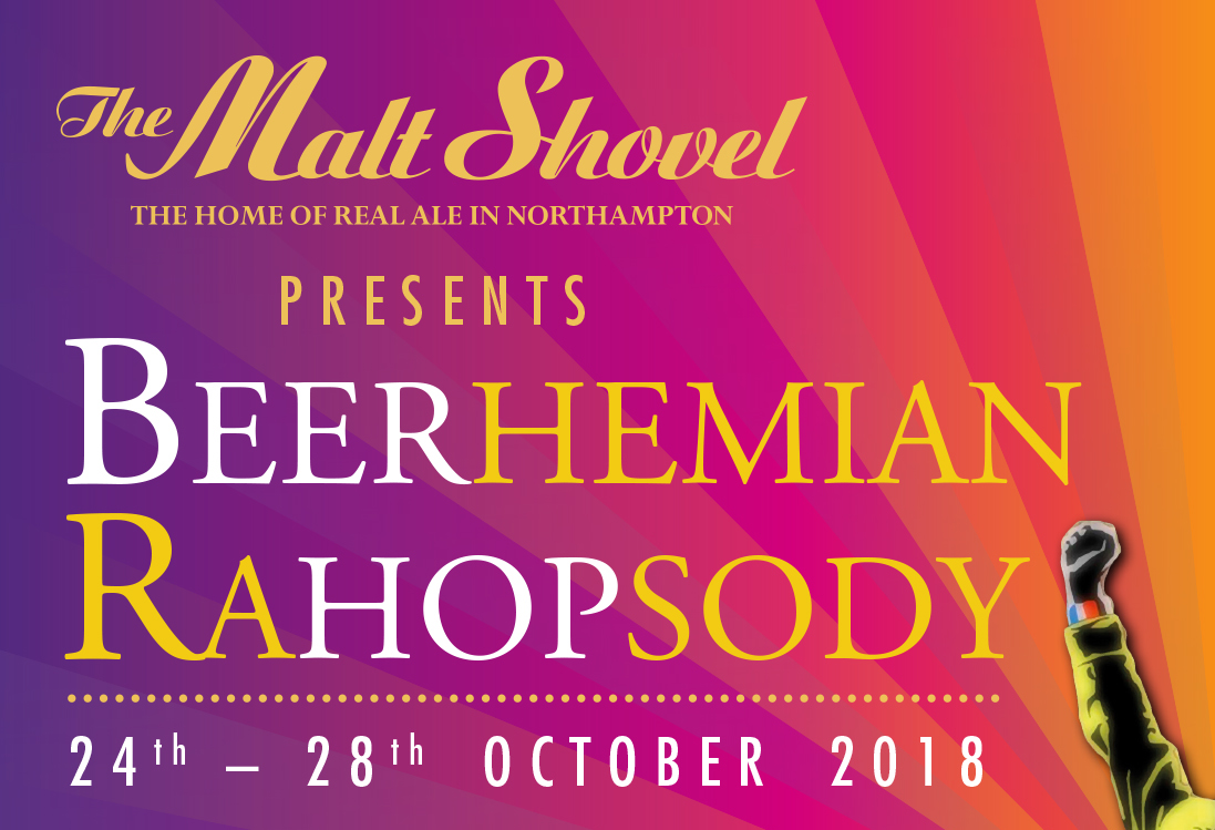 BEERhemian RaHOPsody: 24-28 October