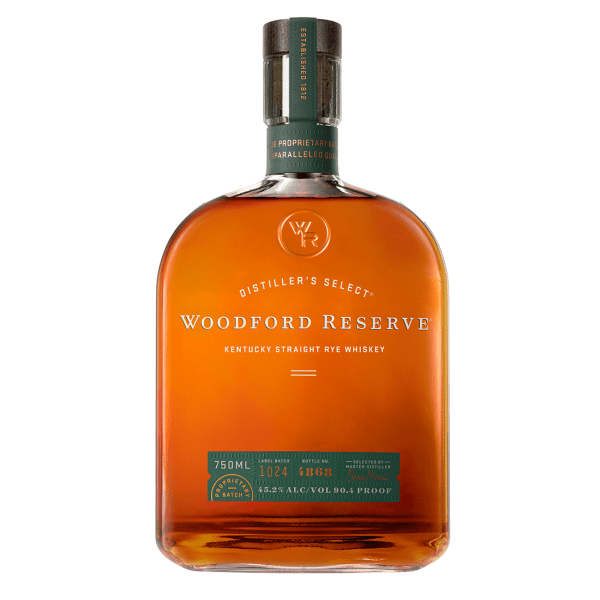 Bottle_Woodford Reserve Kentucky Straight Rye Whiskey_New