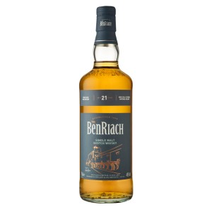 Bottle_Benriach 21 Years