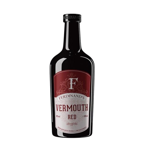 Bottle_Ferdinand's Red Vermouth