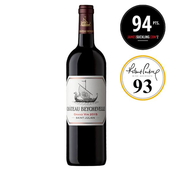 Bottle_Chateau Beychevelle 2015 - Rating
