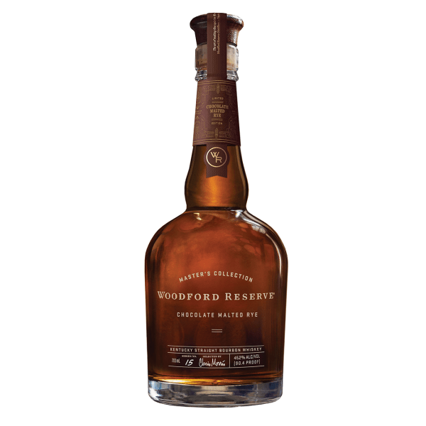 Bottle_Woodford Reserve Master's Collection Chocolate Malted Rye_New