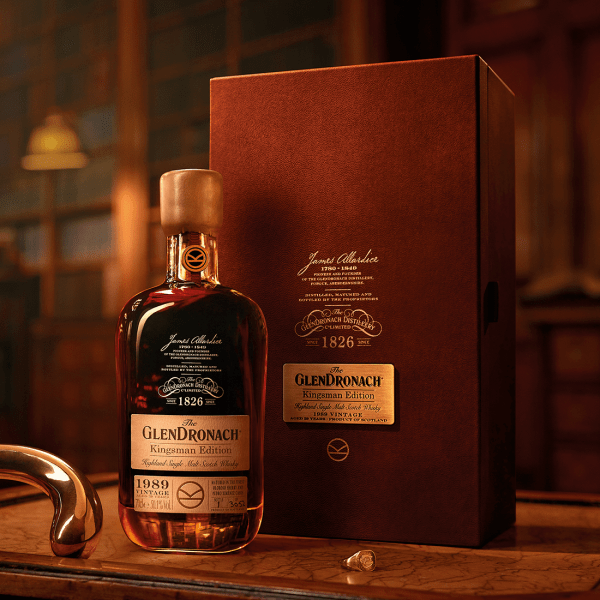 Bottle_The GlenDronach Kingsman Edition 1989 - S1