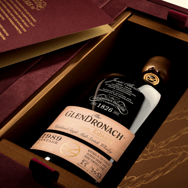 Bottle_The GlenDronach Kingsman Edition 1989 - S3