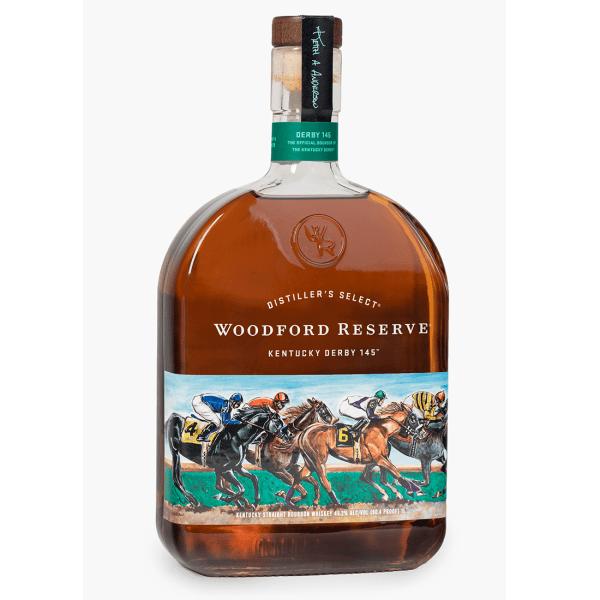 Bottle_Woodford Reserve Derby 145 2019 Edition