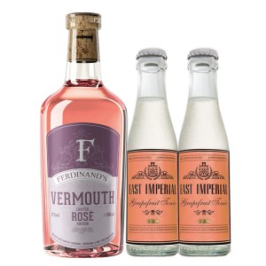 Vermouth Rose with East Imperial
