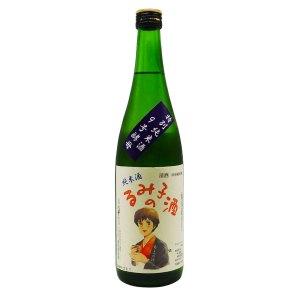 Bottle-Rumiko-no-Sake-Tokubetsu-Junmai---Front