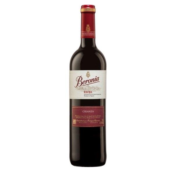 Bottle-Beronia-Crianza