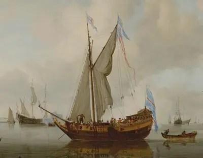 チャールズ2世のメアリー号