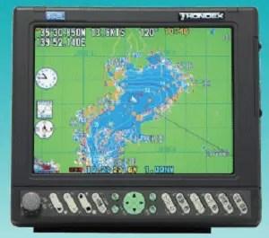 GPSチャートプロッタ