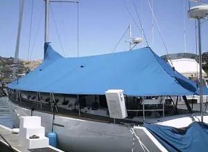 ボートテント