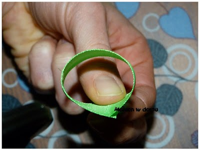 Jak zrobić ozdobne gumki i spinki