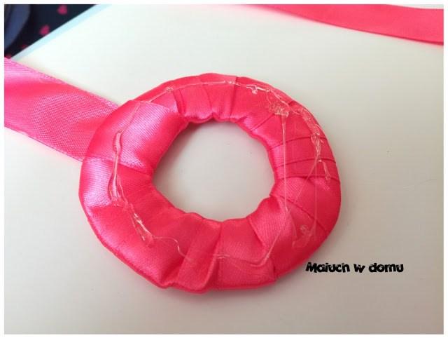 DIY Jak zrobić kotyliony ze wstążki tutorial