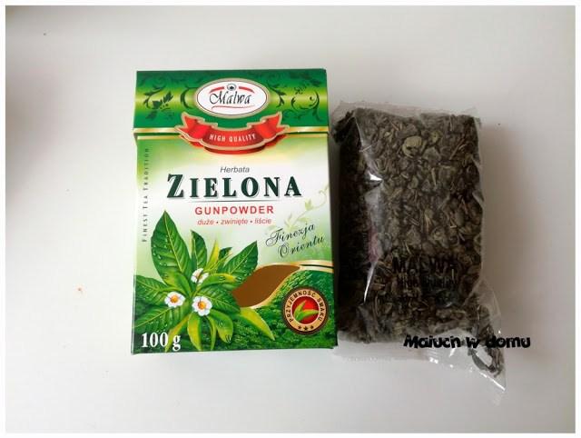 Herbata Zielona Malwa