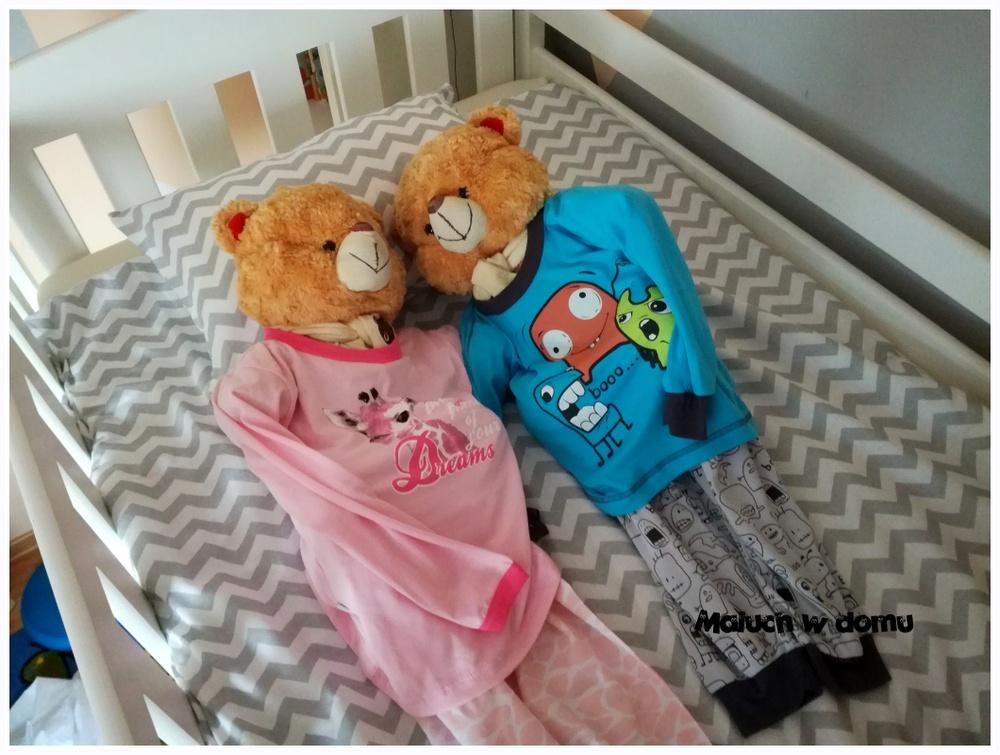Piżamka dla przedszkolaka - leżakowanie w przedszkolu