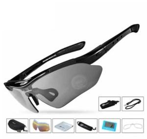 Óculos Polarizado 5 Lentes