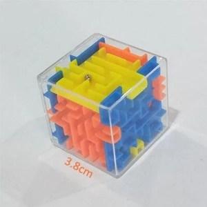 Cubo Labirinto Em 3D