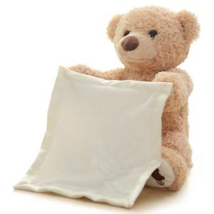 Brincar de Esconde-Esconde - Urso de Pelúcia