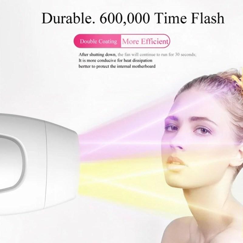 Depilador 600000 Flash Professional
