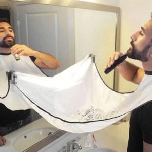 The Gentleman's Bib - Suporte para Barbear