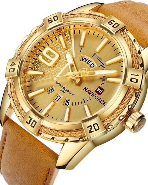 Golden Naviforce Luxy