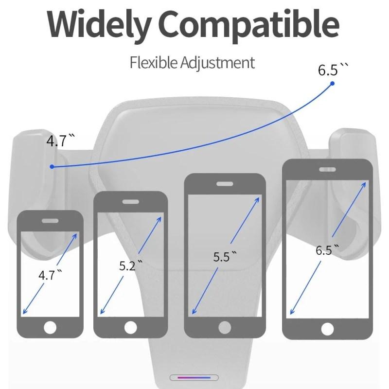 Suporte para celular Gravity