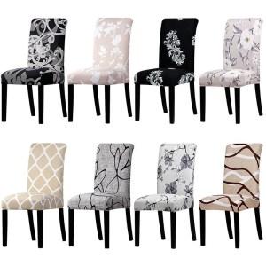 Capas Para Cadeiras Decorativas ( 1 Unidade )