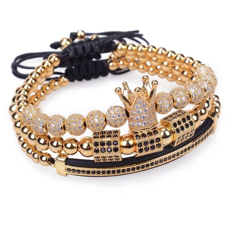 """O Chefão """"Coroa Real de Ouro"""""""