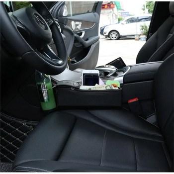 Organizador Multifuncional de Assento de Carro