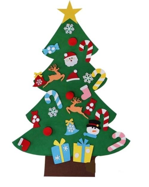 Boneco De Neve Ou Árvore De Natal DIY (Faça Você Mesmo)