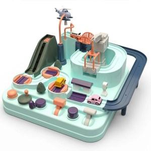 Brinquedo Labirinto Para Carro Infantil