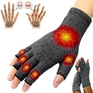 Luvas de Compressão para Artrite