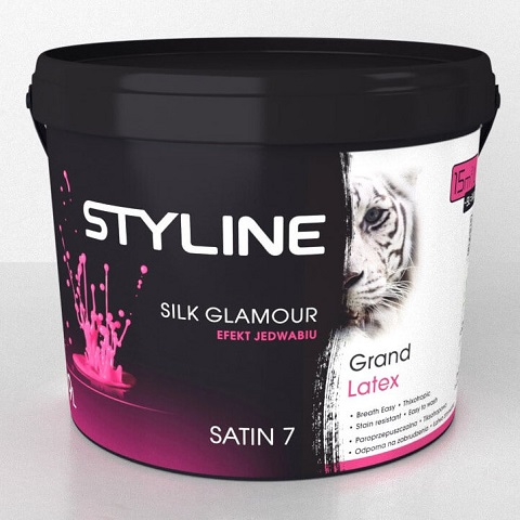 Styline Grand Latex Satin