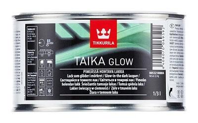 Tikkurila Taika Glow -  fluorescencyjny laserunek