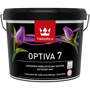 Tikkurila Optiva Satin Mat 7