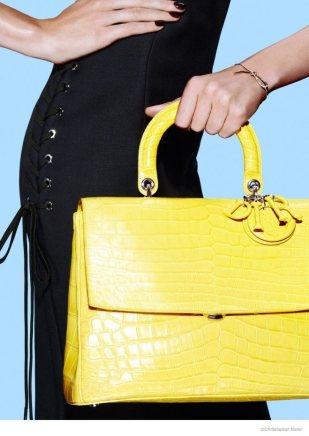 Bette Franke – Dior Magazine – Bolsas – Inverno 2014 @ Sebastian Mader