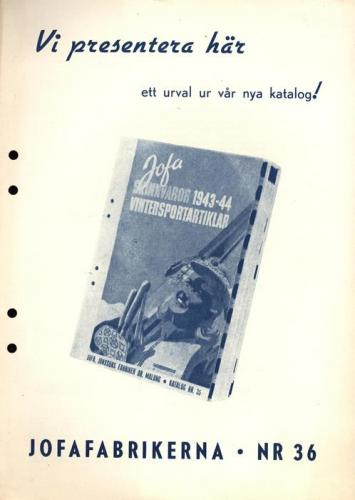 JOFA_Huvudkatalog 1943 särtryck 0606