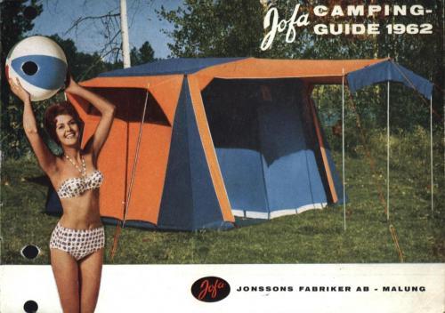JOFA Oskar Camping Jofa campingguide 1962 0458