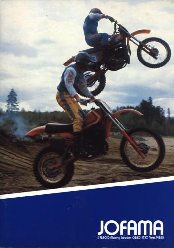 Jofama Motocross 0441